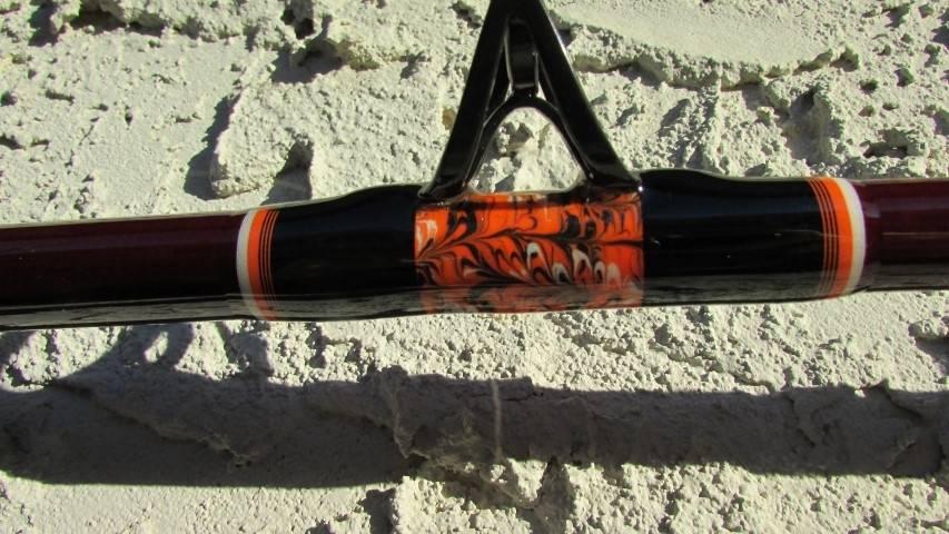 Salty Dawg Custom Fishing Rod